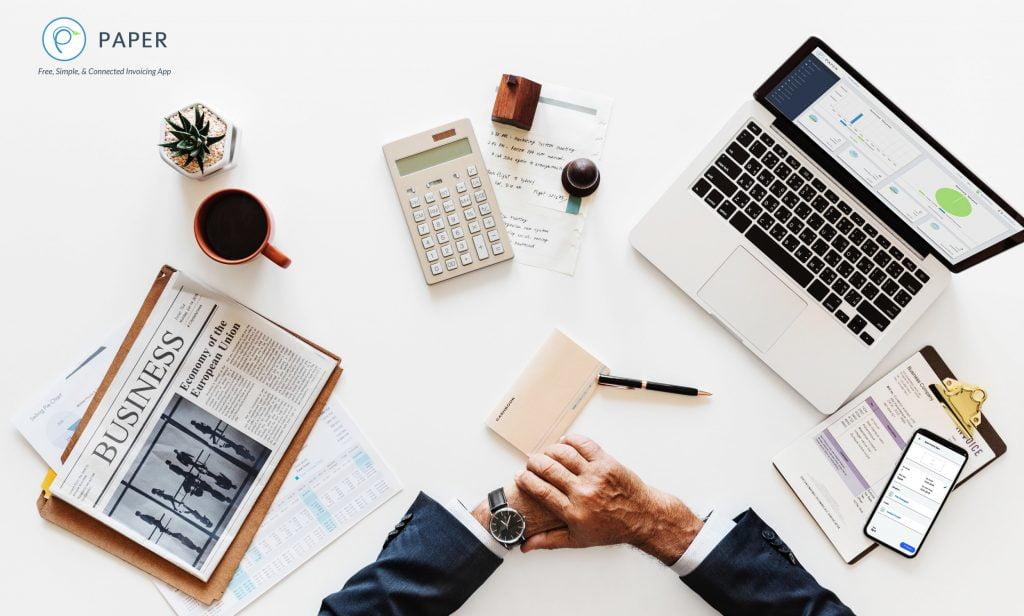 Cara Membuat Invoice - Paper.id