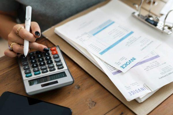 Invoice Excel Paper