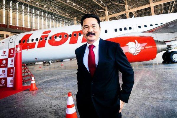 Rusdi Kirana, Pemilik Maskapai Lion Air yang Dulunya Hanya Calo Tiket