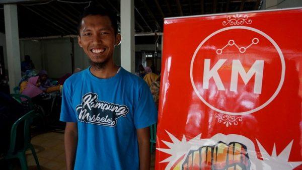 Pencetus Kampung Online, Resign dari PNS Demi Buat Bisnis di Desa