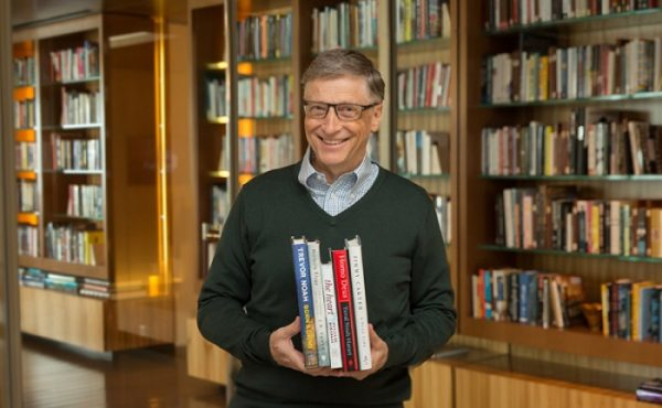 10 Buku Rekomendasi dari Bill Gates yang Wajib Kamu Baca