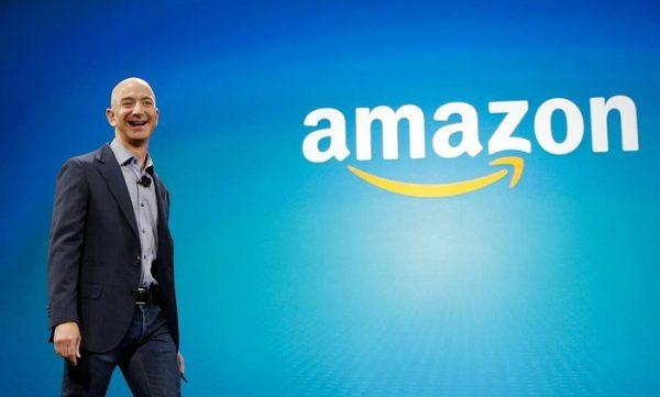Jalan Panjang Bos Amazon Sebagai Orang Terkaya di Dunia