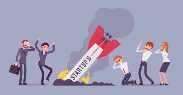 Startup Bangkrut