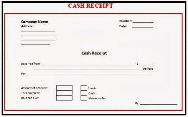 5 Contoh Kwitansi Pembayaran Yang Sering Digunakan