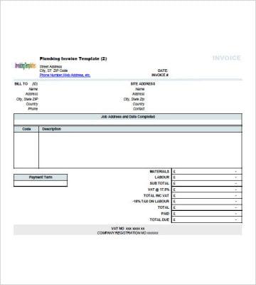 Begini Contoh Invoice Tagihan Proyek Bangunan Dan Kegunaannya