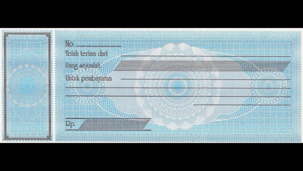 Soal Format Kwitansi Pembayaran Dan Cara Membuatnya Paper