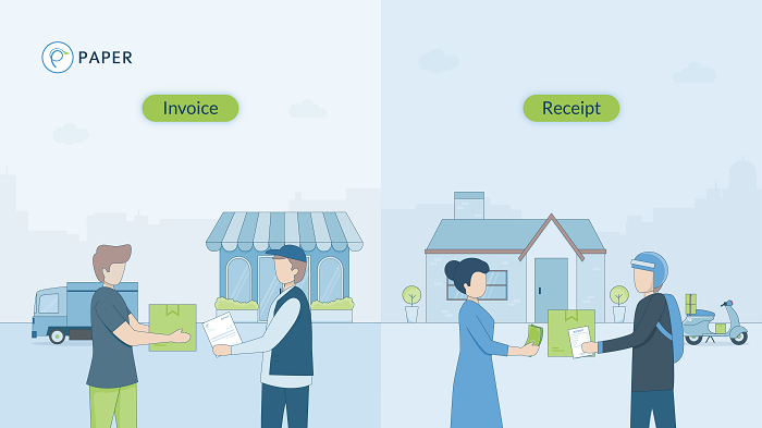 What is The Difference Between Invoice and Receipt?