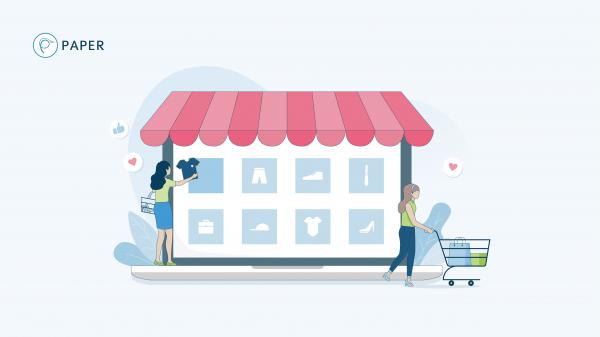 [INFOGRAFIS] E-commerce vs Marketplace: Pemilik UKM Bisa Jualan Dimana?
