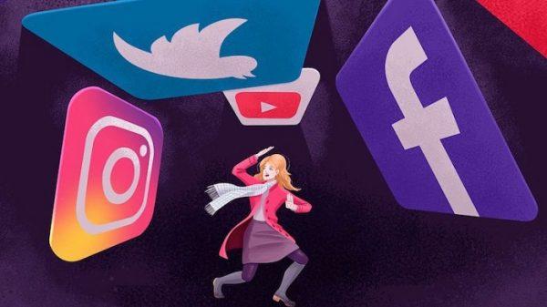 Sosial media bisa menjadi media promosi perusahaan yang efektif dalam menjangkau banyak orang.