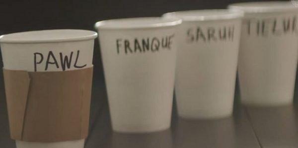 Starbucks Kesalahan Penulisan