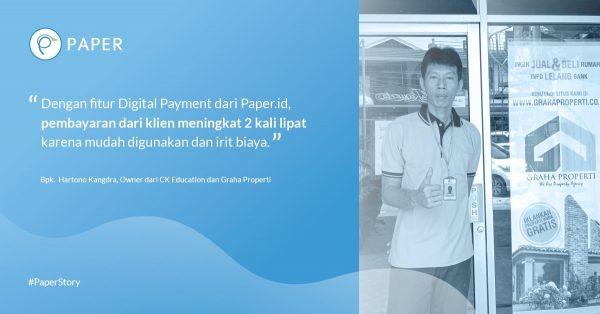 Paper Story: Graha Properti, Bisnis Properti Yang Sudah Go Digital
