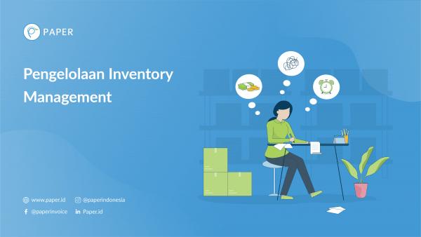Inventory Management Bisnis