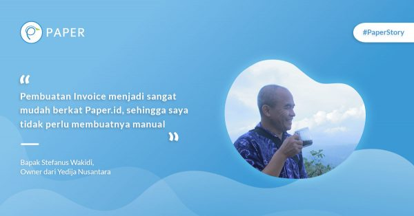 Paper Story: Yedija Nusantara, Penerbit Indie Yogya Terpercaya