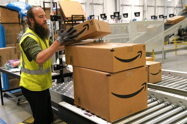 Strategi pemasaran amazon