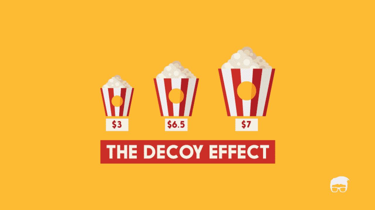 decoy-effect