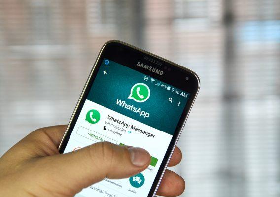 Transformasi Whatsapp