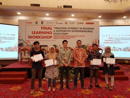Dukung Pengelolaan Finansial Untuk 1.000 UMKM, Paper.id Ikut Serta dalam Workshop YMCI
