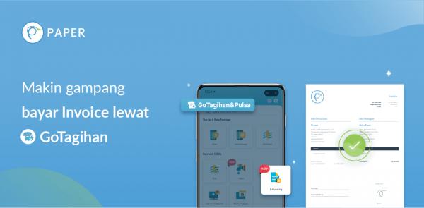 Makin Gampang Bayar Invoice, Lewat GoTagihan